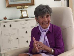 Mom 90th BD - Photo by Margie Miklas