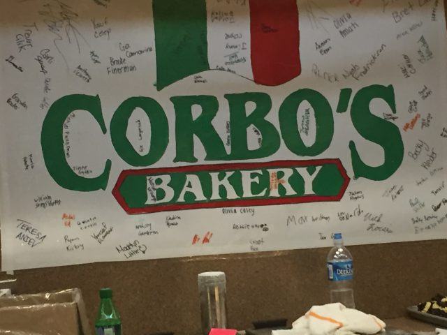 Corbo's Bakery Little Italy Cleveland Photo by Margie Miklas