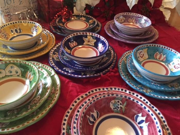 Vietri Ceramics Romeo Cuomo Photo by Margie Miklas