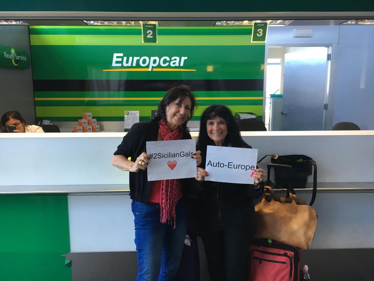 2sg 2 Europcar Margie In Italy