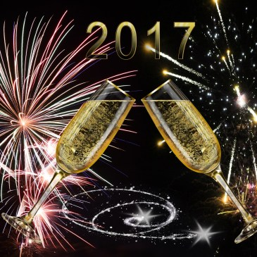 Happy New Year 2017 – Some Thoughts