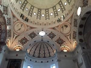 santa-maria-delle-grazie-dome Photo by Margie Miklas