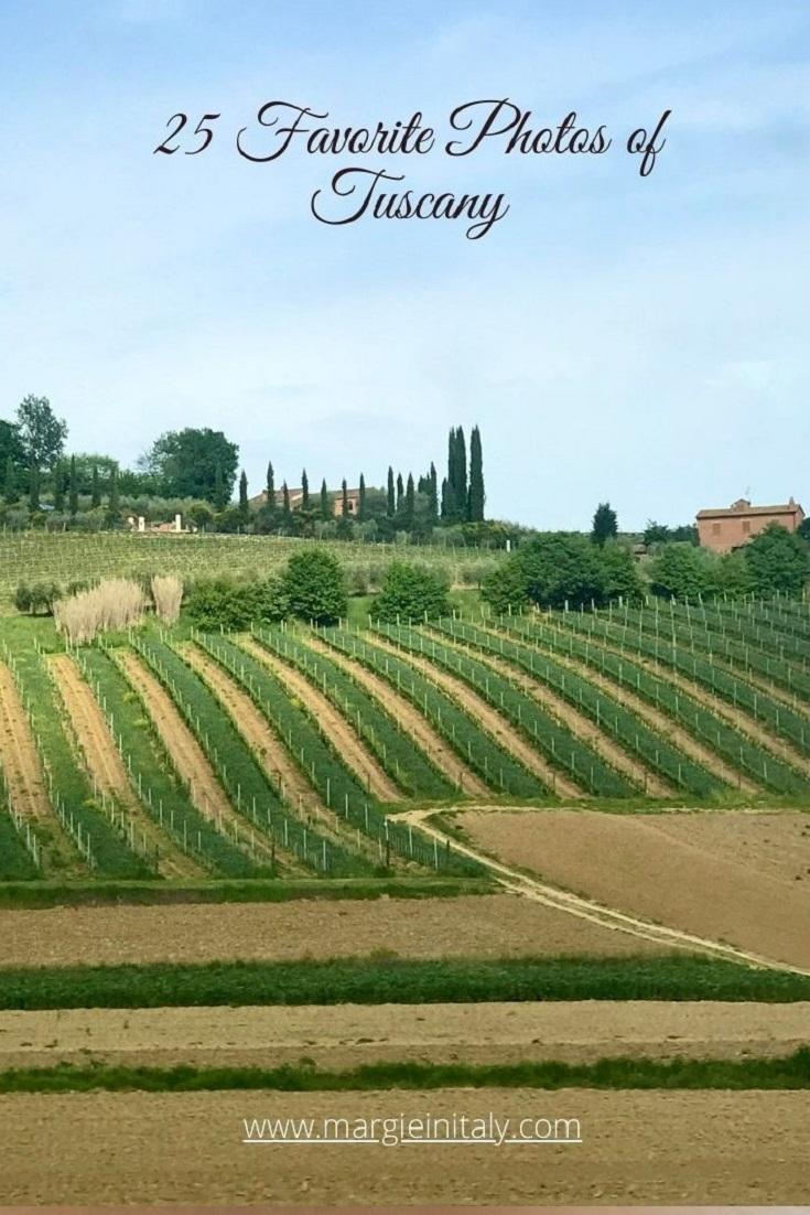 25 Fab=vorite Photos of Tuscany