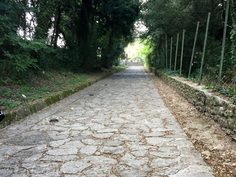 Walking in Italy – Streets, Staircases and Hills