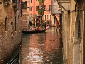 VENICE CANAL Photo by Margie Miklas