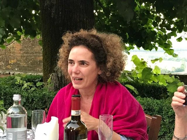 Luisa Donati Photo by Margie Miklas