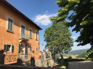 Montestigliano Luxury Villa Tuscany Photo by Margie Miklas