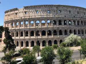 Exploring Rome with a Local -Colosseum Photo by Margie Miklas