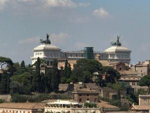 Rome view from Orange Garden Photo by Margie Miklas