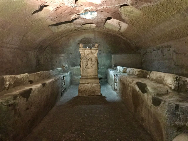 Basilica di San Clemente Rome photo Margie Miklas