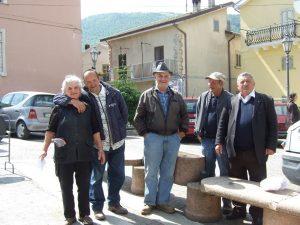 Italians from Longano Photo by Margie Miklas
