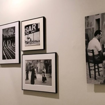 Italian Vintage Photo Exhibit