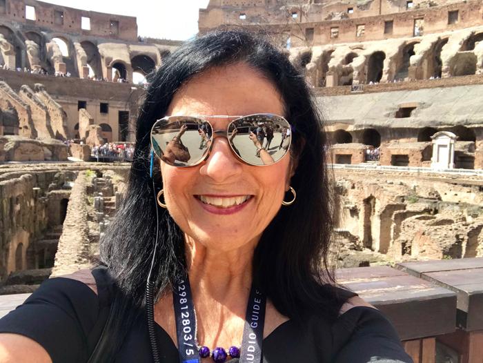 Rome Colosseum Margie Miklas