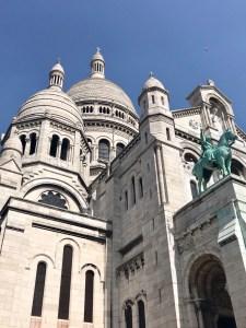 Impressions of Paris Sacre Couer photo by Margie Miklas