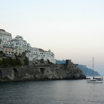 Amalfi Coast Love Affair Photos