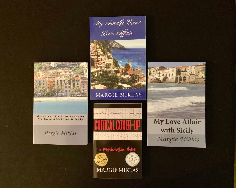 Books by Margie Mklas