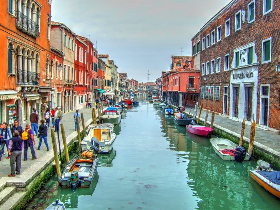 Murano Photo by Margie Miklas