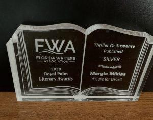 RPLA Silver award A Cure for Deceit