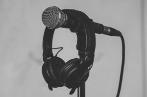 Headphones and Mic