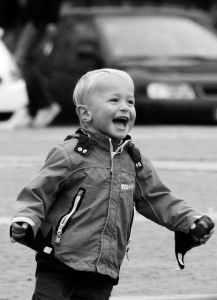 happy child fun boy