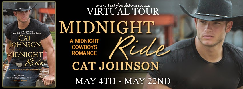 Must Read! Midnight Ride by Cat Johnson