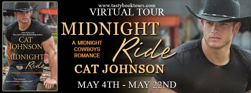 Must Read! Midnight Ride by Cat Johnson