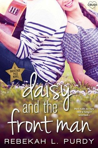 BLOG TOUR STOP & GIVEAWAY! Daisy and The Front Man (Backstage Pass Series #1) by Rebekah L. Purdy