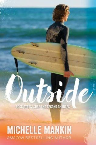 Blog Tour Stop! OUTSIDE by Michelle Mankin