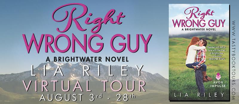 Review, Excerpt & Giveaway! RIGHT WRONG GUY by Lia Riley