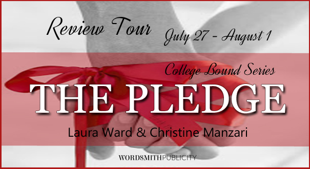 Blog Tour Stop! The Pledge by Laura Ward & Christine Manzari!
