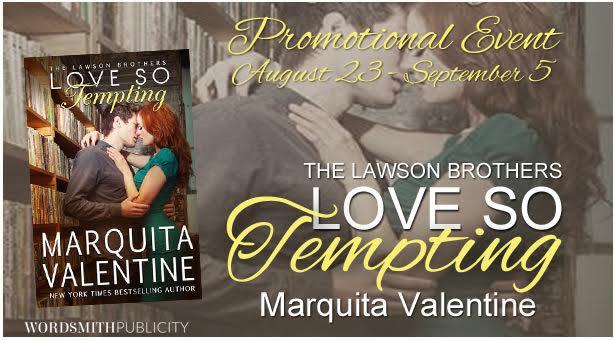 Book Spotlight! Love So Tempting by Marquita Valentine
