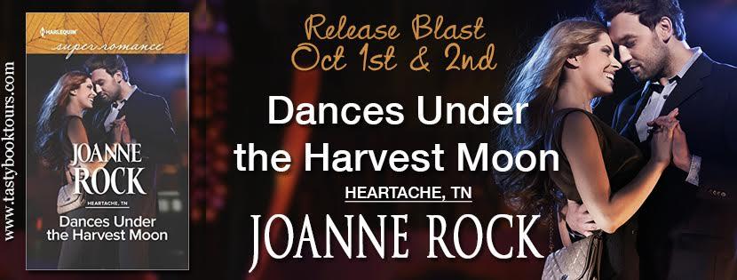 Release Blast! Dances Under the Harvest Moon by Joanne Rock