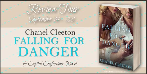 Review!  Falling for Danger by Chanel Cleeton