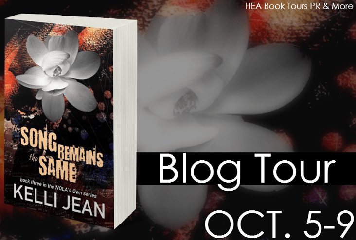 Blog Tour! Song Remains the Same by Kelli Jean