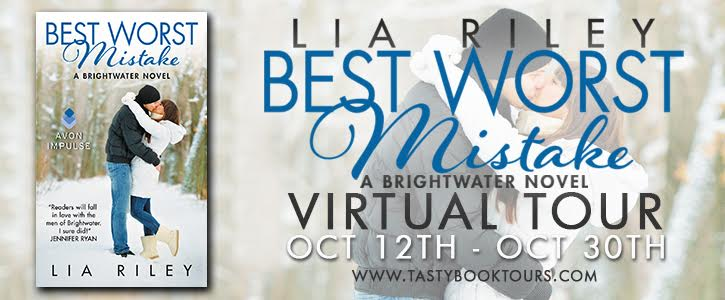 Best Worst Mistake by Lia Riley
