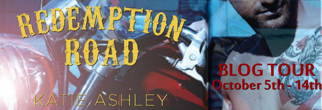 Release Day!  REDEMPTION ROAD by Katie Ashley