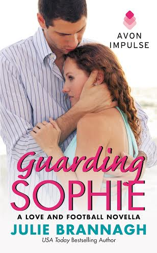 Book Tour! Guarding Sophie by Julie Brannagh