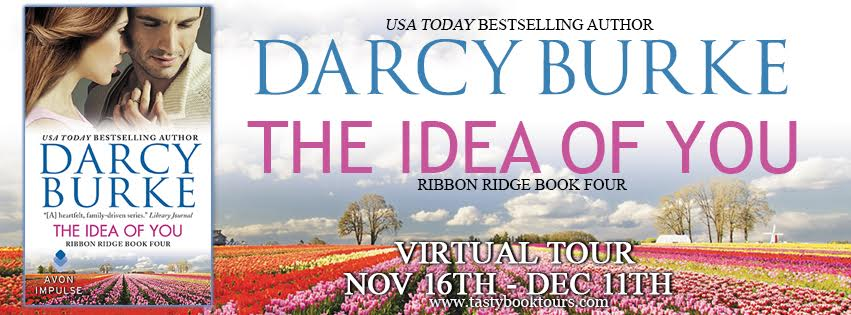 Book Tour! The Idea of You by Darcy Burke