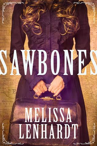SAWBONES by Melissa Lenhardt Review & GIVEAWAY!