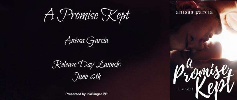 PLAYLIST for A Promise Kept by Anissa Garcia
