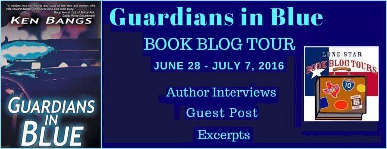 Guardians In Blue By Ken Bangs
