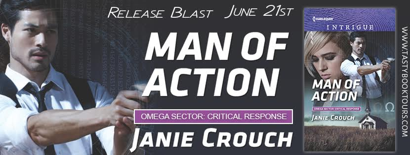 MAN OF ACTION by Janie Crouch