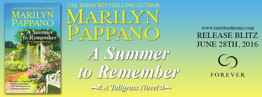 A SUMMER TO REMEMBER by Marilyn Pappano