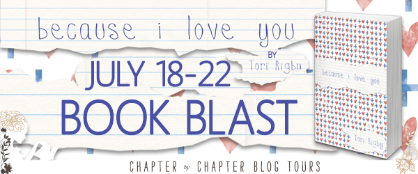 EXCERPT! Because I Love You by Tori Rigby!