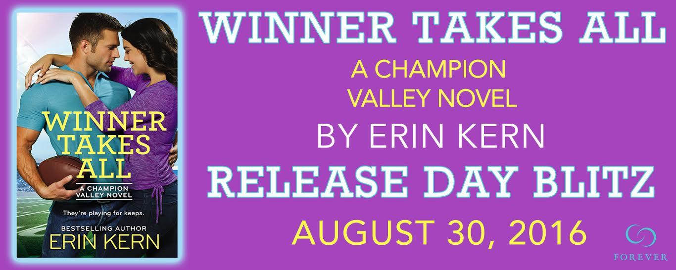 WINNER TAKES ALL by Erin Kern