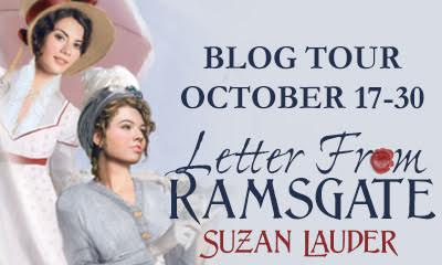 Letter from Ramsgate by Suzan Lauder