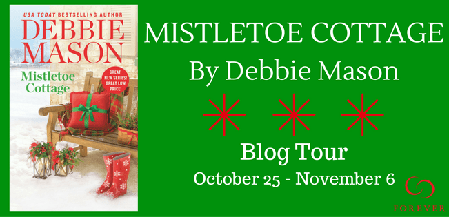 MISTLETOE COTTAGE  by: Debbie Mason