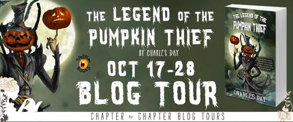 The Legend of the Pumpkin Thief by Charles Day