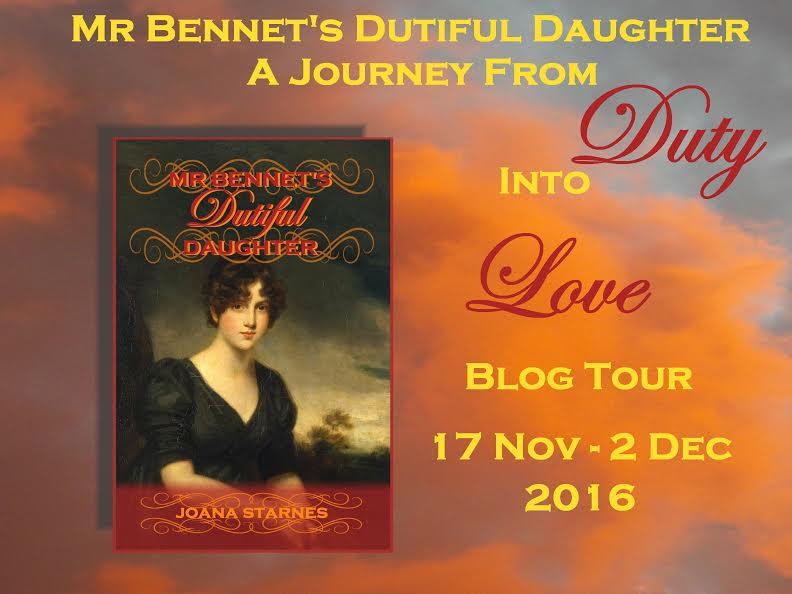 Mr. Bennet's Dutiful Daughter by: Joana Starnes