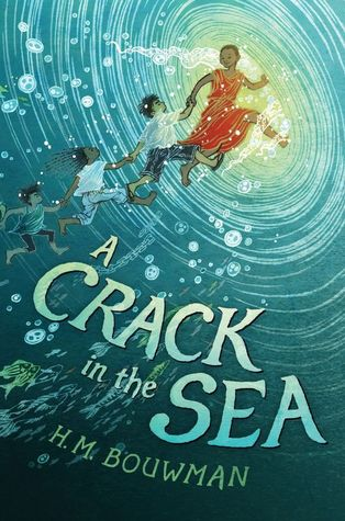 A Crack in the Sea by H.M. Bouwman